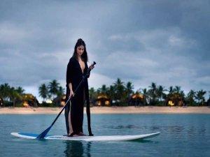 Classy Yet Bold Ileana S Latest Look From Fiji