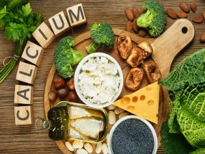 Non Dairy Foods That Are Rich In Calcium
