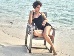 Trolled Fatima Shana Sheikh Abused Online Wearing Bikini On