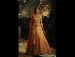 Tarun Tahiliani Created Magic With Swarovski At India Coutur