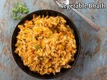 Vegetable Bhath