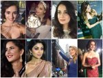 Unique Makeup And Hairdos At The Iifa Two Thousand Seventeen