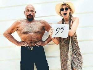 Ninety Seven Year Old Yoga Guru Has Five Orgasms Every Day