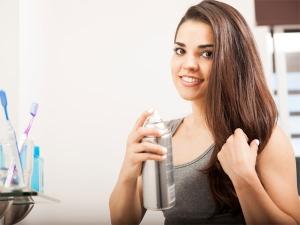 Benefits Of Using A Dry Shampoo