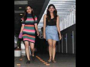 Yami Gautam Styling Like Rockstar With Sister