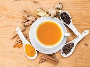 Ayurveda Remedy Kadha For Cold Infections