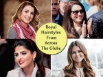 Royal Hairstyles From Across The Globe That Can Be Part Of Your Everyday Look