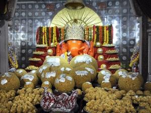 Why Ganesha Is Called Ekadanta