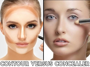 Contour Versus Concealer Basics You Need To Note