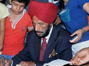 Milkha Singh Appointed Who S Ambassador For Physical Activity