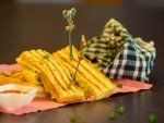 Chilli Cheese Corn Sandwich