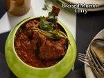 Braised Mutton Curry