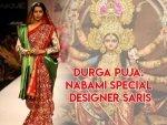Durga Puja Nabami Special Designer Sarees