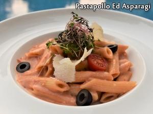 Italian Style Asparagus Pasta Recipe