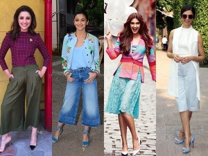 Bolly Style Culottes Are Trending They Re Here Stay