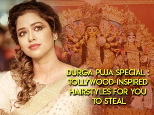 Durga Puja Special Tollywood Inspired Hairstyles For You To Steal