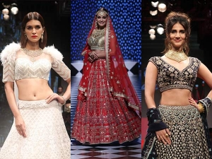 Celebs As Showstoppers At Iijw