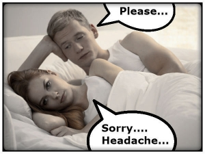 Headache After Orgasm