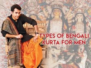 Durga Puja Special Types Bengali Kurtas Men
