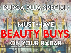 Durga Puja Special Must Have Beauty Buys On Your Radar
