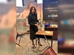 Priyanka Chopra Carried Modesty Work Her Style