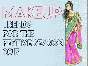 Makeup Trends For Festive Season