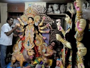 Kumartuli The Making Of Durga Idols In Kolkata