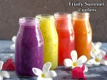 Fruity Summer Coolers