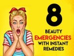 Eight Beauty Blunders With Instant Remedies