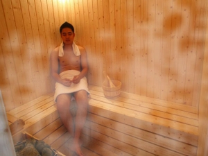 Frequent Sauna Baths May Keep Blood Pressure In Check Study