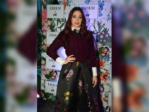 Tamannaah Bhatia Esha Gupta Carried Their Best Avatars An Event