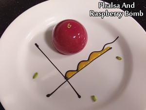 Phalsa And Raspberry Bomb