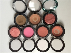 How To Apply Blush During Makeup