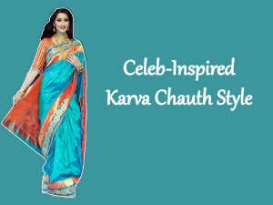 Celebs Who Can Inspire Your Karva Chauth Style
