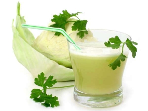 Cabbage Ginger Juice To Lose Weight