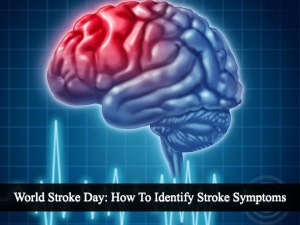 World Stroke Day Symptoms And Treatment