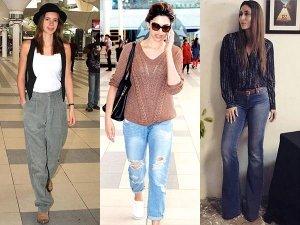 Different Ways Wear Pair Boyfriend Jeans