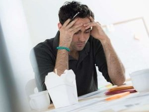Stress Can Be Harmful As Junk Food Study