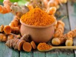 Ginger Turmeric Mixture For Body