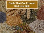 Foods To Prevent Diabetes Risk