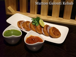 Mutton Galouti Kebab