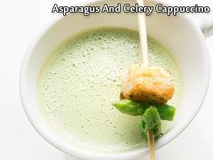 Asparagus And Celery Soup