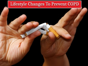 Lifestyle Changes To Prevent Copd