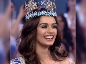 Haryana Student Manushi Cchillar Won Miss World