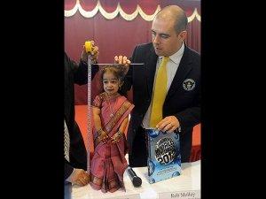 Jyoti Amge The World S Shortest Girl