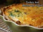 Turkey And Mushroom Potpie Recipe