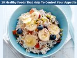 Foods To Control Appetite Hunger