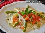 Stir Fry Noodle Salad
