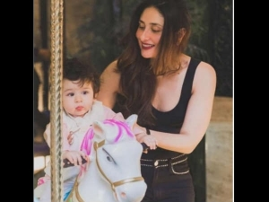 Bebo Lolo Style Books On Taimur S First Birthday