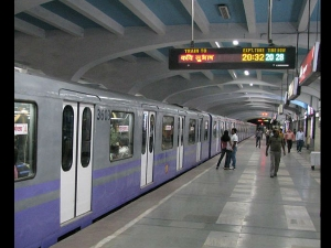 Commuting Daily By Underground Metro Train Can Be Harmful